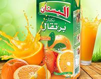 Orange juice - Al Boustane