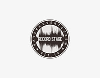 Logo - Record Stage