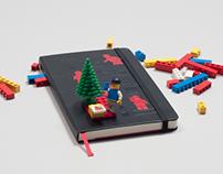 Moleskine Lego - Special Edition