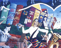 Joyous Discoveries Mural