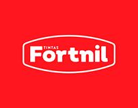 Fortnil | Identidade visual & Embalagens