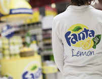 FANTA LEMON SAMPLING TOUR - C&A Aladino