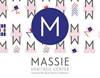 Massie Heritage Center | Branding