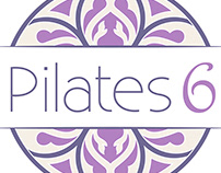 Pilates 6 - Logo