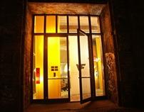 2002-2003. Gallery VF. Tacheles. Berlin.