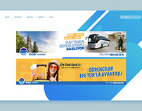 EFETUR BANNER ADS DESIGN