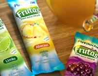 Picolé Frutas Paviloche