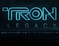 TRON Legacy concept art for Film