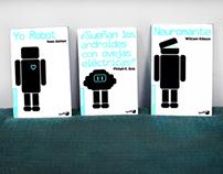 CS Diseño de las portadas de una colección de libros