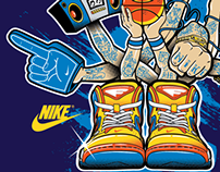"Nike ""arms"" t-shirt summer 2013"