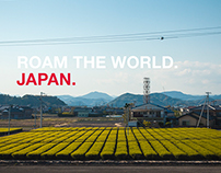 ROAM THE WORLD – JAPAN
