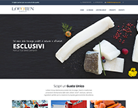 Lofoten Group - website