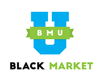 Black Market University: Conceptual Branding