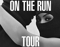 On The Run - Jay Z + Beyoncé