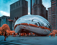 Infrared Chicago
