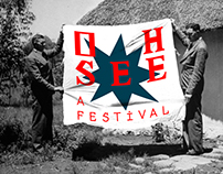 Oh See – A Festival / Rote Fabrik Zürich