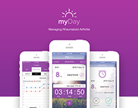 myDay - Manage your RA