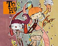 Affiches pour la Tohu - Hiver 2011