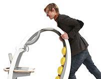 """Mobile work-station """"Eggomobil"""""""