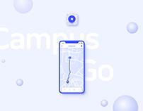 Campus go app design
