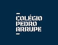 Colégio Pedro Arrupe Branding