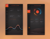 Illustration V.3.0.2 - Thermal iOS/Android Design
