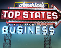 America's Top States For Business 2015