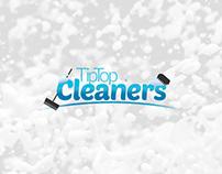 TipTop Cleaners Logo Design