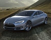 Tesla CGI