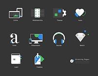 UI8 Menu icon