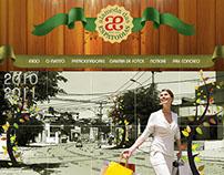 Alameda das Espatódias - 2010