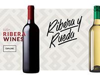 Ribera y Rueda Wines