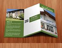 Real Estate Tri Fold Brochure