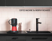 Coffee Machine for Morphy Richards