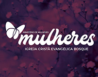 Redesign Logo Mulheres
