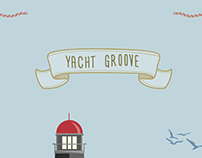 Identidade Visual Yacht Groove