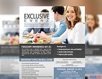 BUSINESS FLYER / BROCHURE / INVITATION