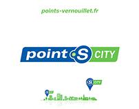 Point S City - Site vitrine