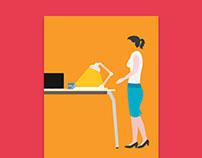 Bürosit | Print Ads