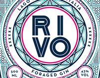 Packaging RIVO gin