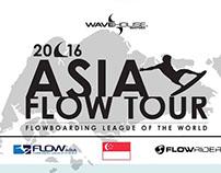 Asia Flow Tour 2016