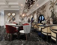 Dan Hotel - Lobby Lounge