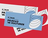 Forum Work in Culture - Event Identity