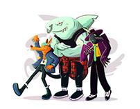 R.B.C (Radical Beast Crew)