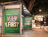 Ключевой рекламный образ : казино