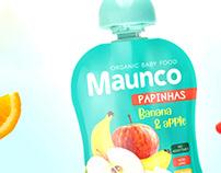 Baby puree (food), packaging design