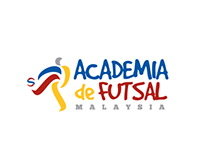 Academia de Futsal Malaysia logo