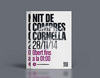 Nit de Compres a Cornellà (3a Edició)