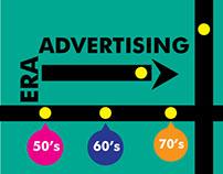 To Understanding Advertising Era 50s, 60s & 70s