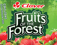 Clover Fruits of the Forest